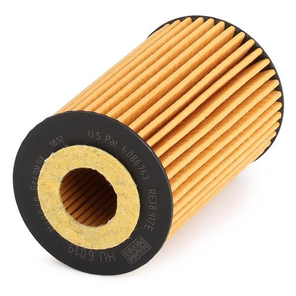 HU 6019 z Engine oil filter MANN-FILTER - Cheap brand products