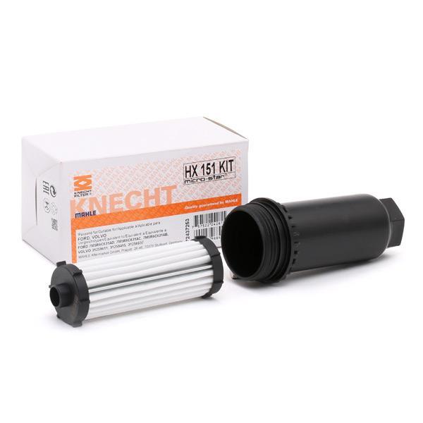 MAHLE ORIGINAL: Original Automatikgetriebe Filter HX 151KIT ()