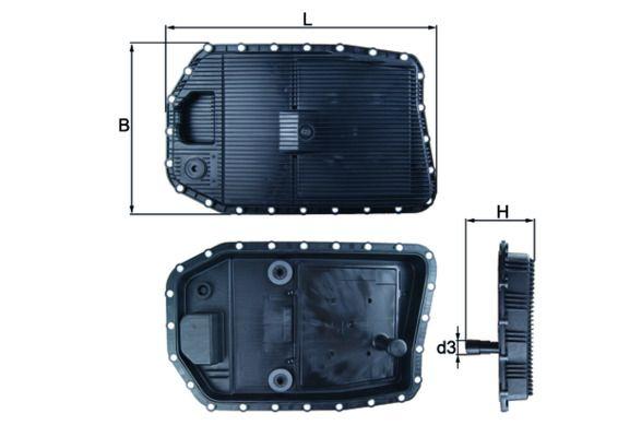 Original Versnellingsbak HX 154 BMW