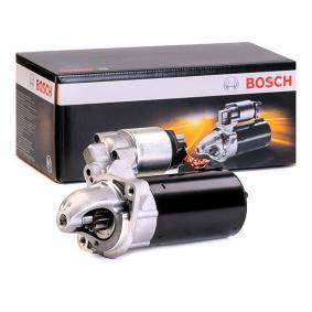 R74E3512VR BOSCH 12V, Aantal tanden: 9, 1,8kw Startmotor / Starter 0 001 115 045