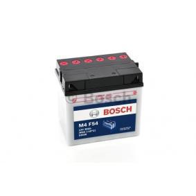 Batterie de démarrage BOSCH M4 0 092 M4F 170 Capcité de la