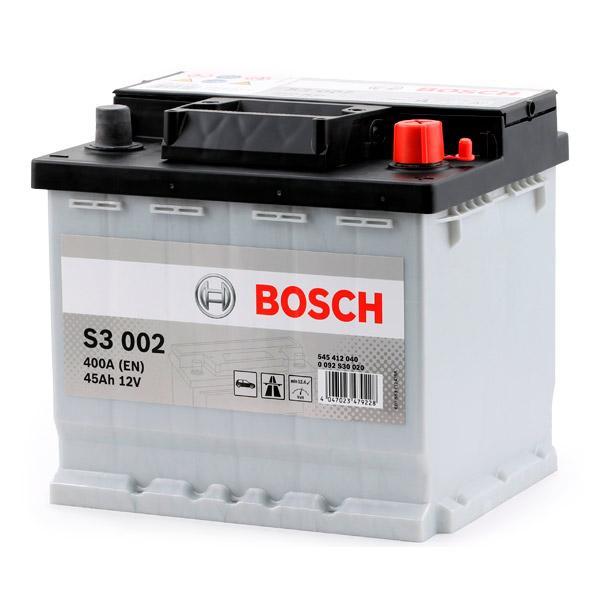 0 092 S30 020 BOSCH Starterbatterie Bewertung