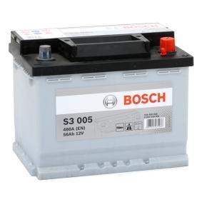 0 092 S30 050 Starterbatterie BOSCH Test