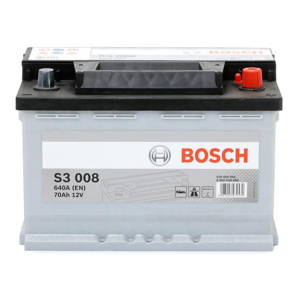 BOSCH | Starterbatterie 0 092 S30 080