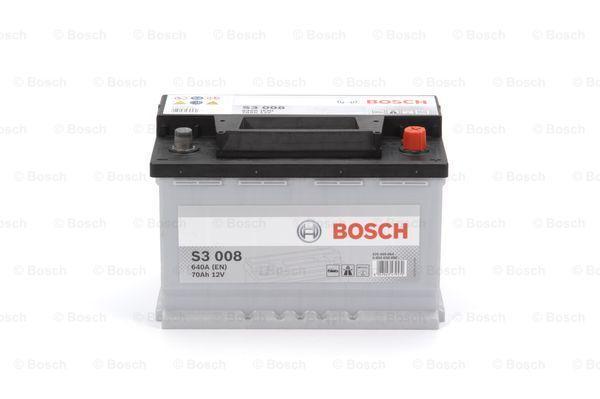 0092S30080 Autobatterie BOSCH 570409064 - Große Auswahl - stark reduziert