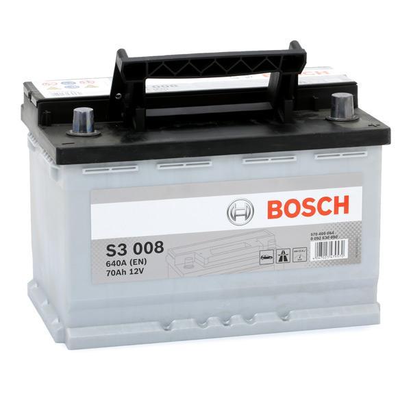 Starterbatterie 0 092 S30 080 von BOSCH
