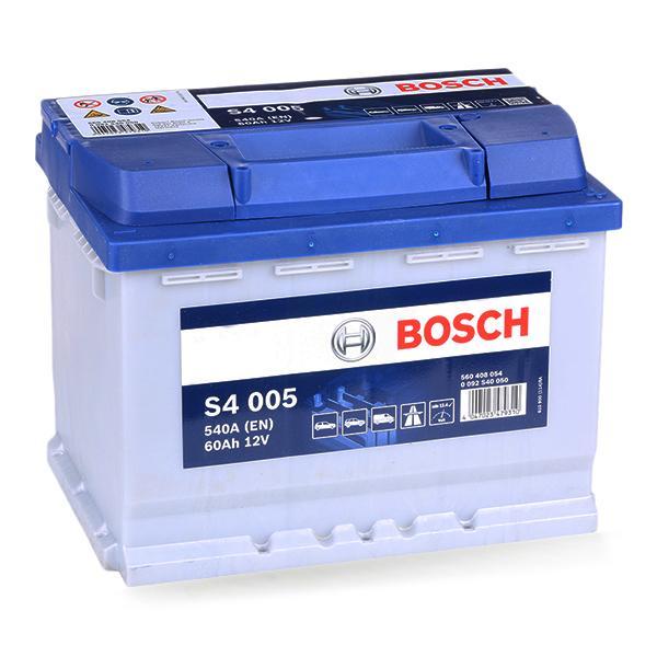 0 092 S40 050 BOSCH Starterbatterie Bewertung