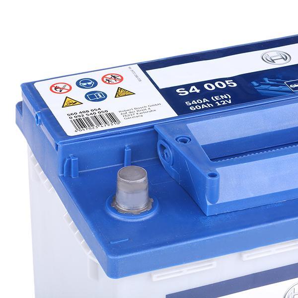 0 092 S40 050 Batterie BOSCH - Markenprodukte billig