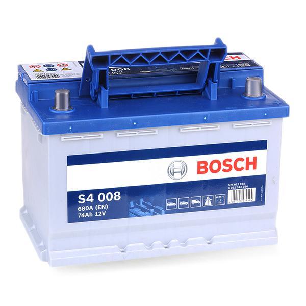 0 092 S40 080 BOSCH Starterbatterie Bewertung