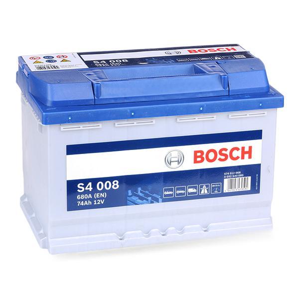 0 092 S40 080 Batterie BOSCH - Markenprodukte billig