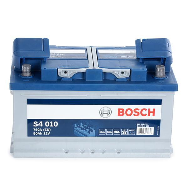 0 092 S40 100 BOSCH Starterbatterie Bewertung