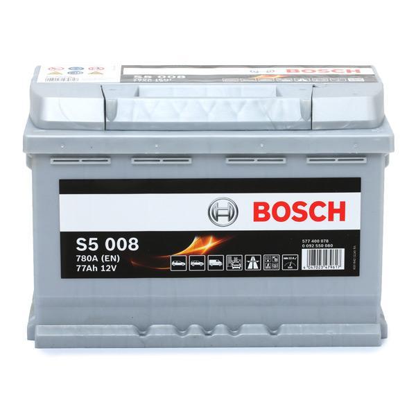 0 092 S50 080 BOSCH Starterbatterie Bewertung