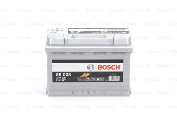 0092S50080 Autobatterie BOSCH 577400078 - Große Auswahl - stark reduziert
