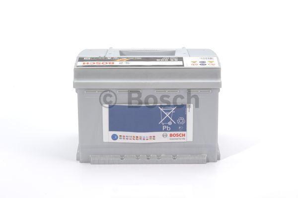 0 092 S50 080 Batterie BOSCH - Markenprodukte billig