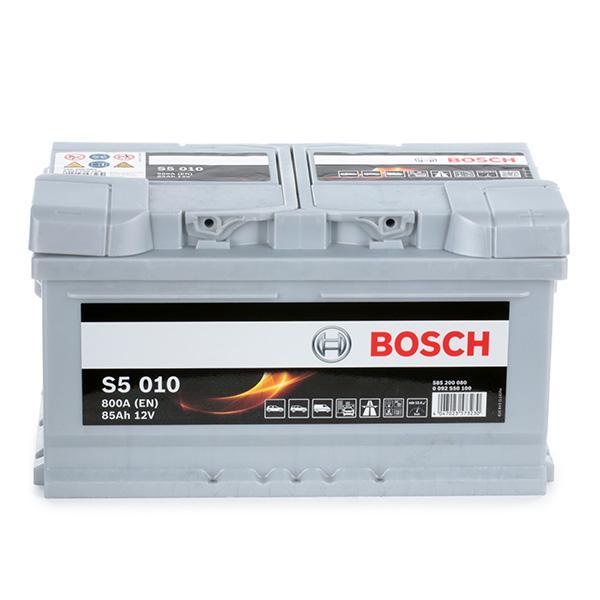 0 092 S50 100 BOSCH Starterbatterie Bewertung