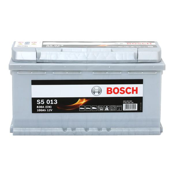Batería de arranque BOSCH 0 092 S50 130 Opiniones