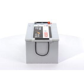 Bosch Starterbatterie T5 080 225Ah EN 1150 Autobatterie Truck für Man Renault