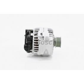 0 124 525 088 Generator BOSCH in Original Qualität