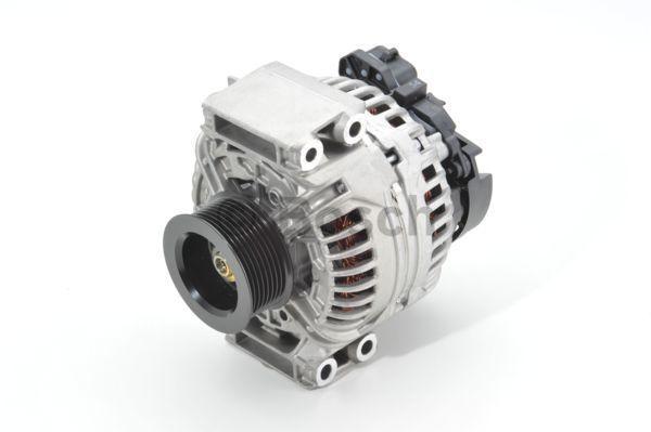 BOSCH Generator til SCANIA - vare number: 0 124 655 007