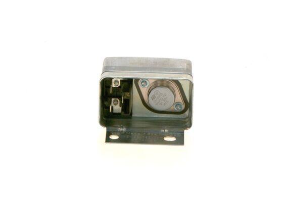 Reservdelar VW 411/412 1972: Generatorregulator BOSCH 0 192 062 007 till rabatterat pris — köp nu!
