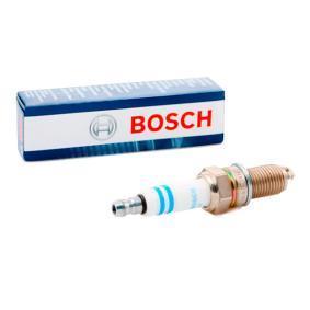 Achat de BOSCH Nickel Écart. électr.: 1,0mm Bougie d'allumage 0 242 135 515 pas chères