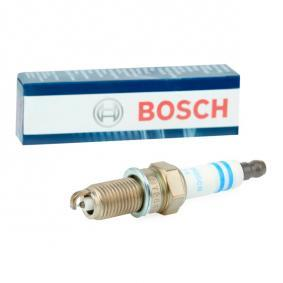 Αγοράστε YR6KI332S BOSCH Ιρίδιο Απόσταση ηλεκτροδίου: 0,7mm Μπουζί 0 242 140 514 Σε χαμηλή τιμή