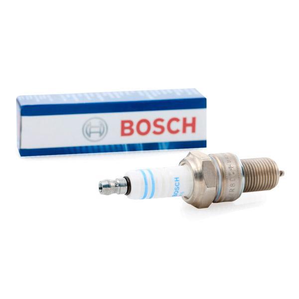 Reservdelar VW GOL 2012: Tändstift BOSCH 0 242 229 656 till rabatterat pris — köp nu!