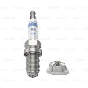0242232502 Zapalovací svíčka BOSCH BlisterN50FR78X - Obrovský výběr — ještě větší slevy