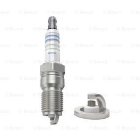 0 242 235 661 Spark Plug BOSCH original quality