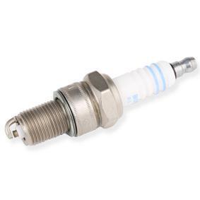 WR7DC BOSCH Níquel Dist. electr.: 0,8mm Bujía de encendido 0 242 235 663 a buen precio