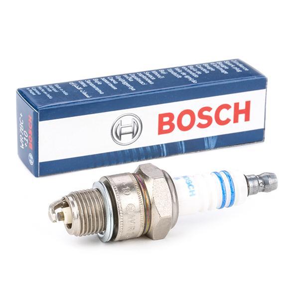 Achetez Pièces moteur BOSCH 0 242 235 665 (Écart. électr.: 0,8mm) à un rapport qualité-prix exceptionnel
