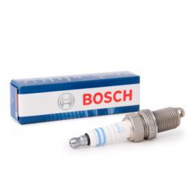 FR7DC BOSCH Níquel Dist. electr.: 0,9mm Bujía de encendido 0 242 235 666 a buen precio