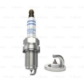 Comprare FR7DPP332 BOSCH Double Platinum Dist. interelettrod.: 0,9mm Candela accensione 0 242 236 511 poco costoso