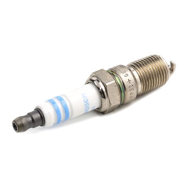 Купете HR7KPP33 BOSCH разст. м-ду електродите: 1,0мм Запалителна свещ 0 242 236 563 евтино