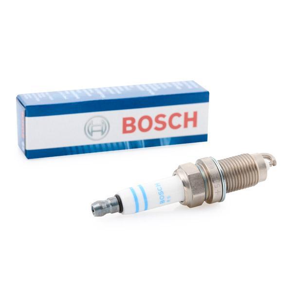 Купете FR7HC BOSCH разст. м-ду електродите: 0,9мм Запалителна свещ 0 242 236 565 евтино