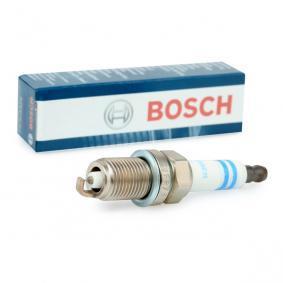 Comprare BOSCH Iridium Dist. interelettrod.: 0,7mm Candela accensione 0 242 236 571 poco costoso