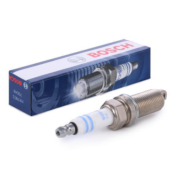 Купете FR7NES BOSCH разст. м-ду електродите: 0,7мм Запалителна свещ 0 242 236 578 евтино