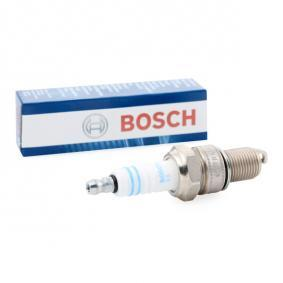 Achat de BOSCH Nickel Écart. électr.: 0,8mm Bougie d'allumage 0 242 240 592 pas chères