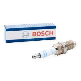 Comprare FR6DC BOSCH Nichel Dist. interelettrod.: 0,8mm Candela accensione 0 242 240 593 poco costoso