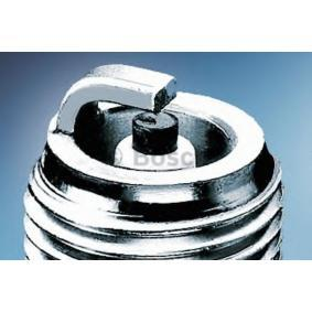 Spark Plug 0 242 255 502 from BOSCH