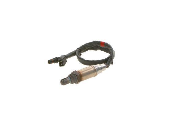 Original MERCEDES-BENZ Lambda sensor 0 258 003 156