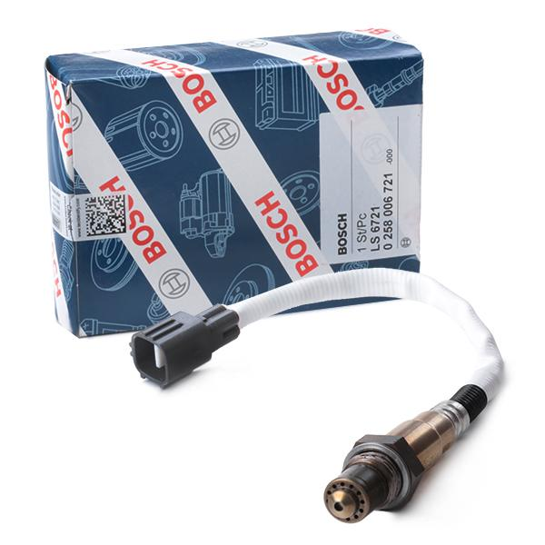 Original TOYOTA O2 sensor 0 258 006 721