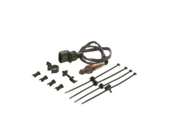 Volkswagen CADDY BOSCH Lambda probe 0 258 007 355