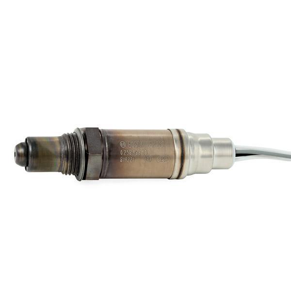 0258986507 Lambda Sensor BOSCH LS07 - Große Auswahl - stark reduziert