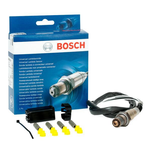 Car spare parts ALFA ROMEO 156 2003: Lambda Sensor BOSCH 0 258 986 602 at a discount — buy now!