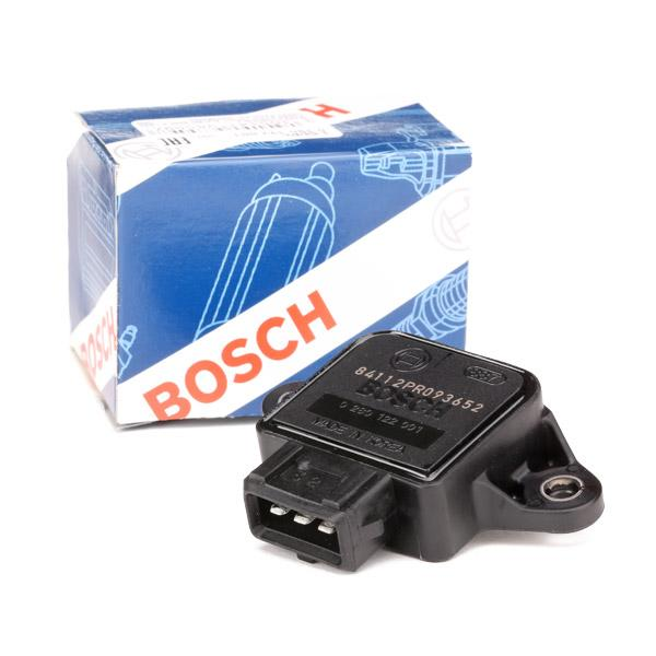 BOSCH | Sensor, throttle position 0 280 122 001