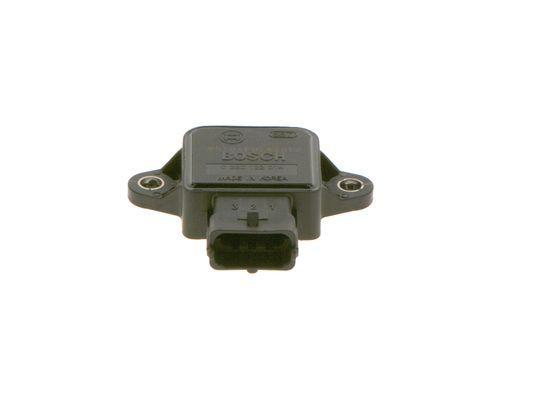 Sensor, drosselventilstilling 0 280 122 014 til HYUNDAI lave priser - Handle nå!