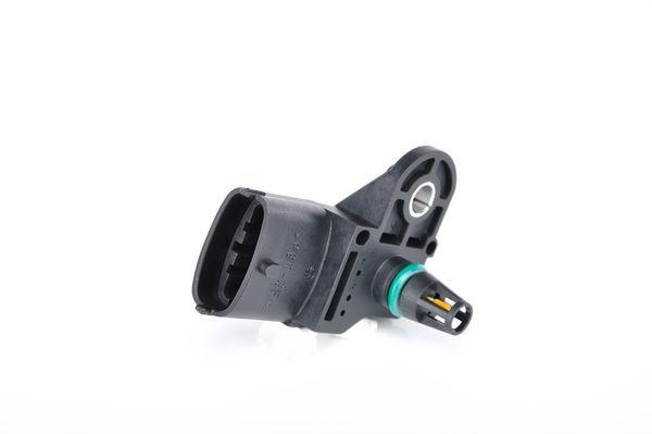 0 281 002 437 BOSCH Sensor, presión de sobrealimentación - comprar online