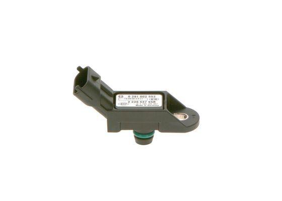 0281002552 Saugrohrdrucksensor BOSCH 0 281 002 552 - Große Auswahl - stark reduziert