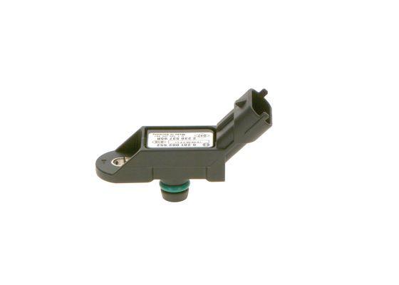 0281002552 Abgasdrucksensor BOSCH Erfahrung